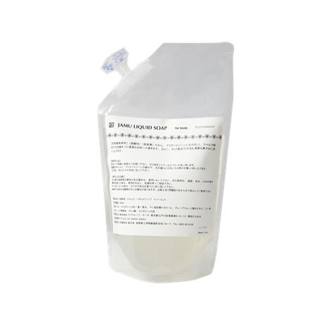 ジャムウリキッドソープ(爽快ペパーミントの香り)500ml詰替えパック